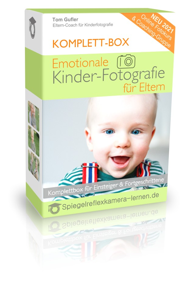 Online-Fotokurs für Eltern