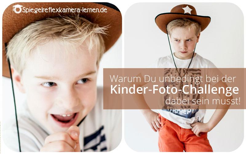 Fotowettbewerb 2016 – Lustige Kinderfotos bei der FotoChallenge